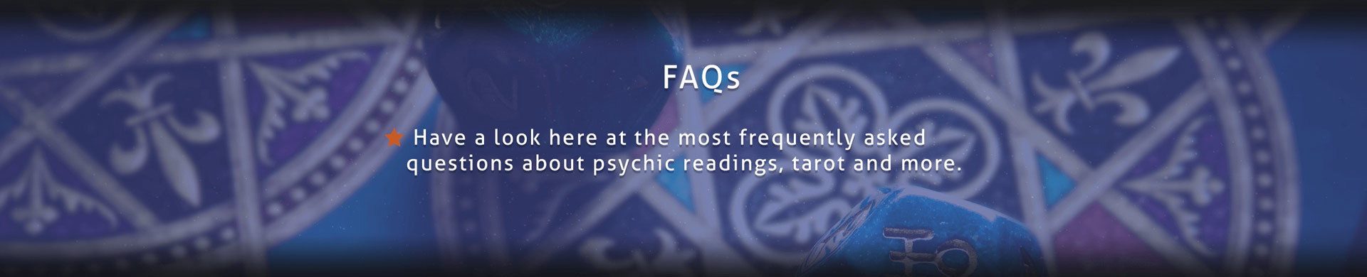 FAQs Night Star