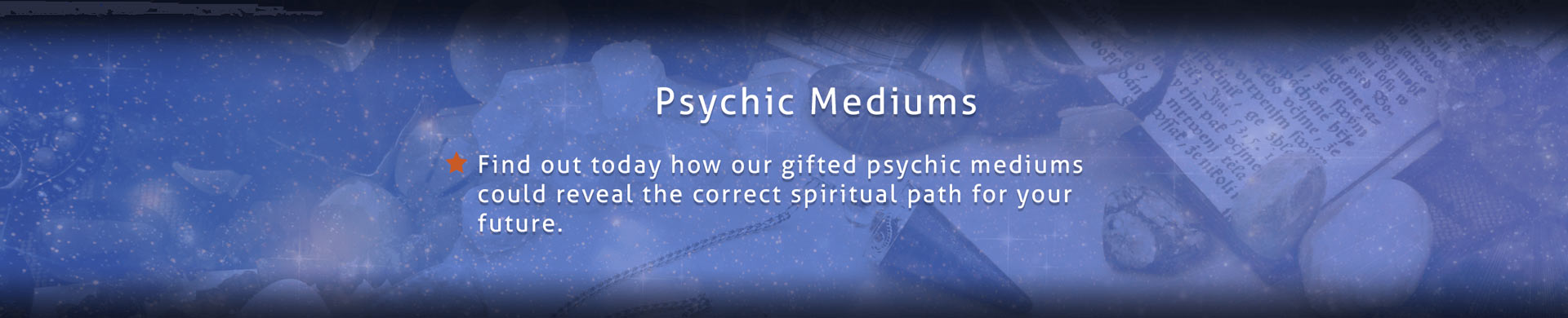 Psychic Mediums Night Star